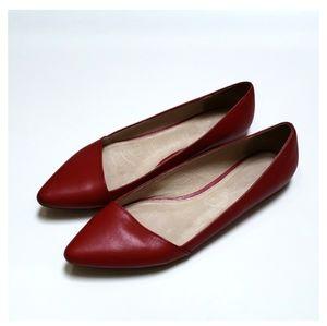 Aldo Red Flats 9 US / 39 Euro